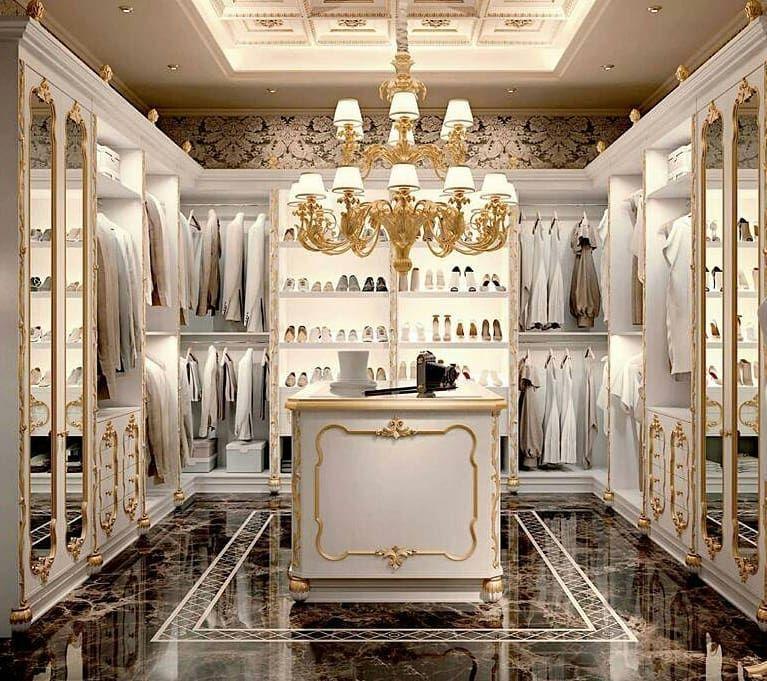 New The 10 Best Home Decor With Pictures غرفة ملابس خشب جوز صناعة يدوية Luxury Interior Design Kitchen Luxury Interior Design Bed In Living Room