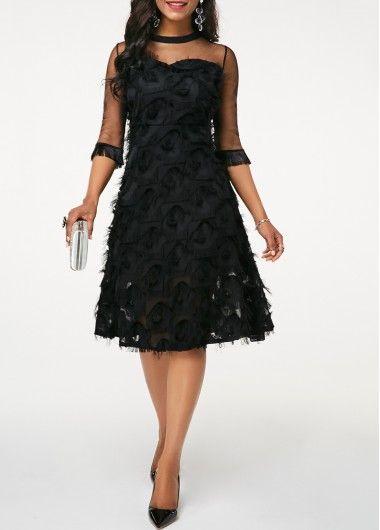 Cheap Black Dresses for Women