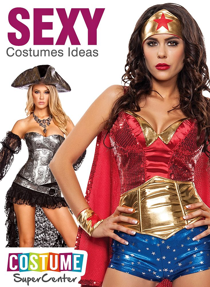 Check Out This Year\u0027s Hot New Sexy Halloween Costume Licenses - sexiest halloween costume ideas