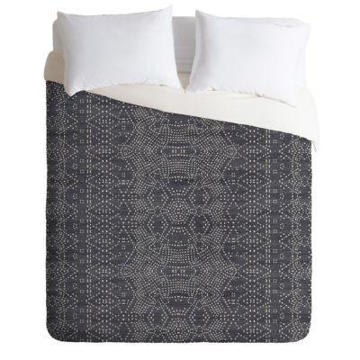Deny Designs Holli Zollinger Marrakeshi Denim Twin Duvet Set Multi Duvet Covers Duvet Duvet Sets