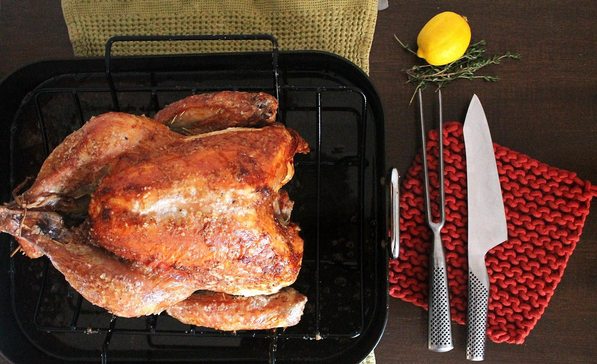 !0 tips for the perfect Thanksgiving turkey!