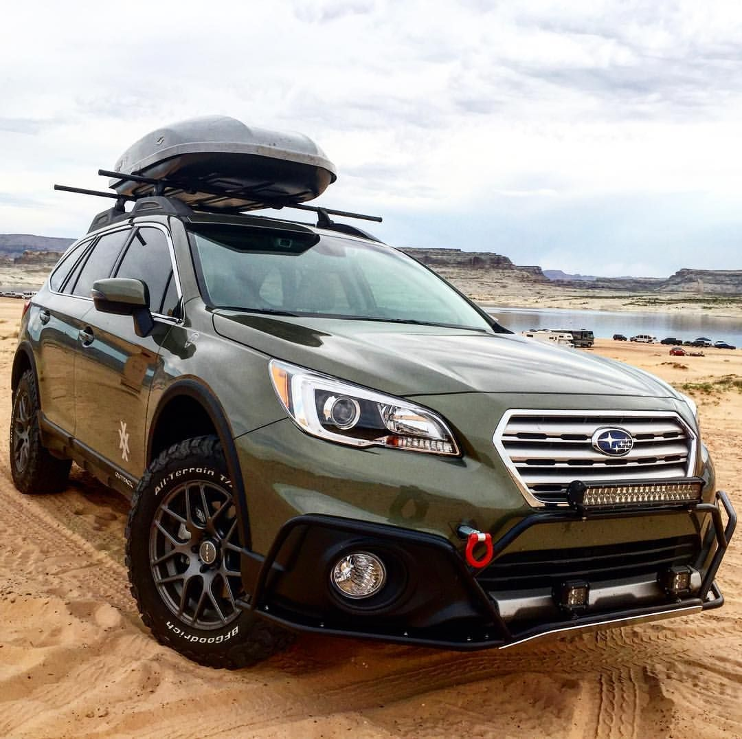 'Venture Out. . The 4XPEDITION Subaru Outback 3.6R