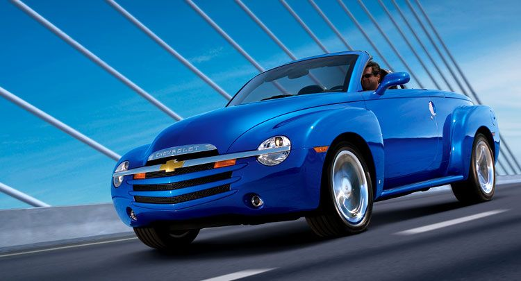 2006 Chevrolet Ssr Image Photo 15 Of 19 In 2020 Chevrolet Ssr Chevrolet Concept Cars