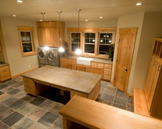 Cork Flooring In An Exercise Room Laundry Craft Rooms Laundry