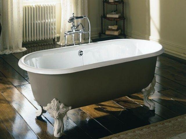 choisir sa baignoire les tendances d co maison pinterest baignoire salle de bain et. Black Bedroom Furniture Sets. Home Design Ideas