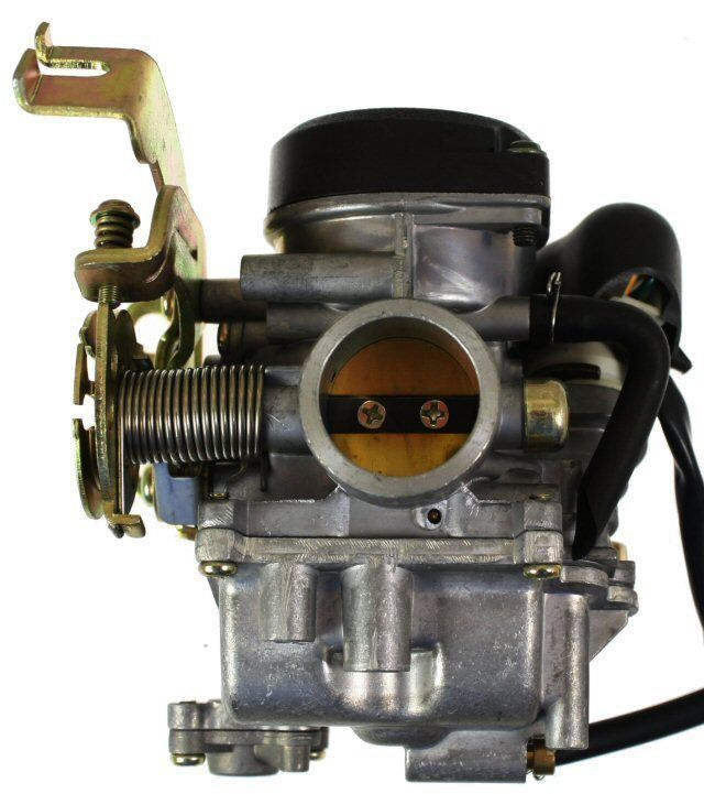 Hoca QMB139 Performance 26 mm CVK Carburetor electric choke and
