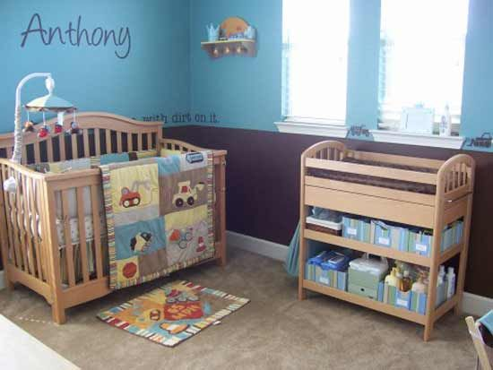 Newborn Nursery Creating The Perfect Room For Your Baby Boy