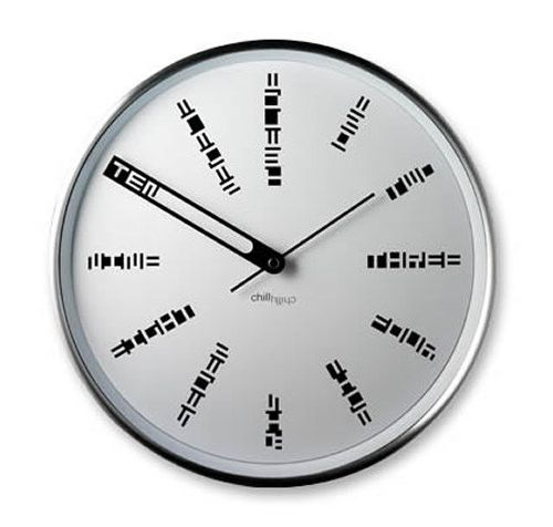 30 Extraordinary Clock Designs For Your Inspiration Hongkiat Unusual Clocks Wall Clock Design Clock Design