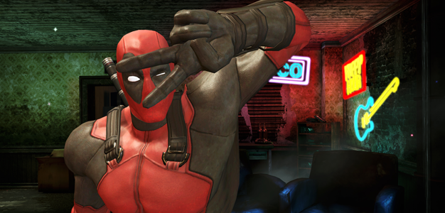 Deadpool quarta parede
