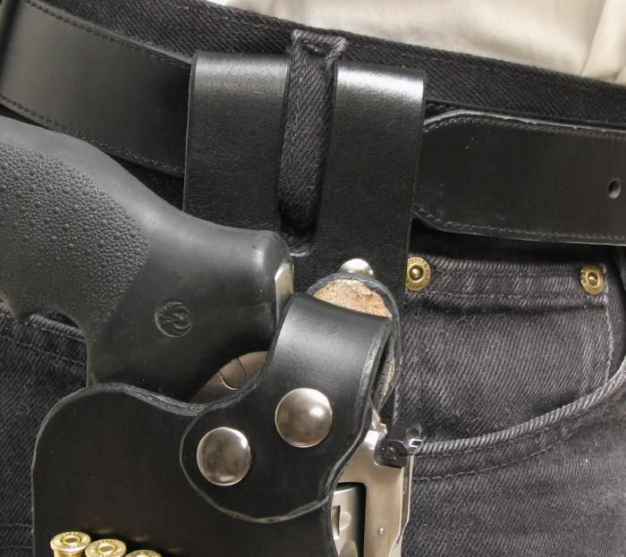 Concealed Carry Holsters For Revolvers