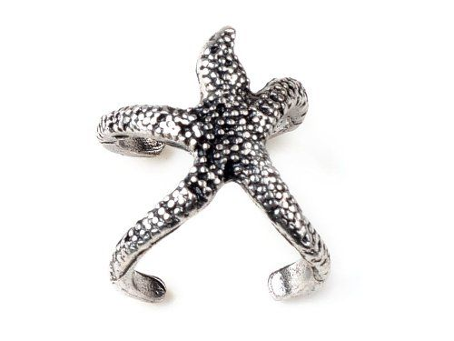 Women's Trendy Exquisite Vintage Starfish Ring Xmas Gift | Your #1 Source for Jewelry and Accessories