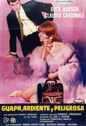 Guapa, Ardiente y Peligrosa (1968) DUAL/Subtitulos