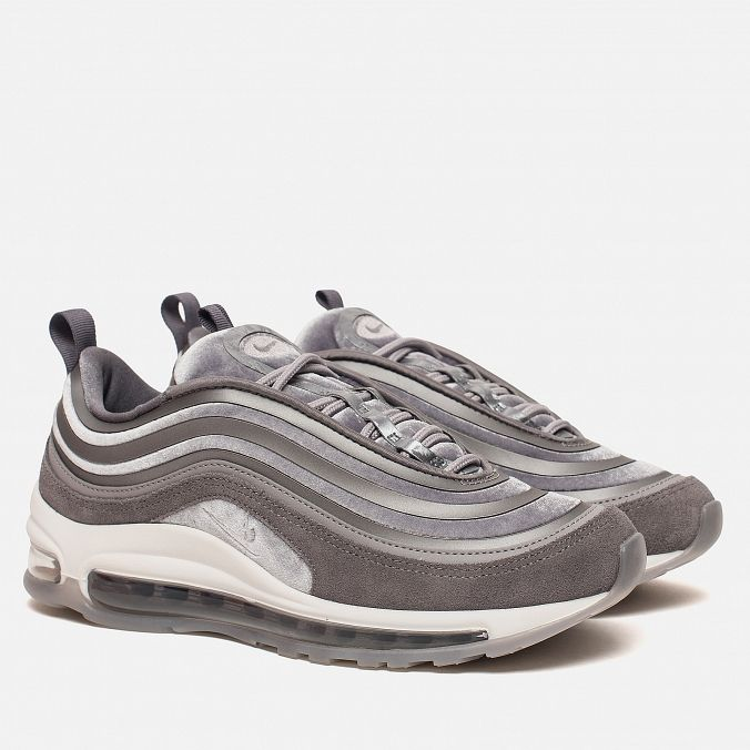 227b31cfa9a Женские кроссовки Nike Air Max 97 Ultra '17 Lux Atmosphere Grey/Gunsmoke/ Summit