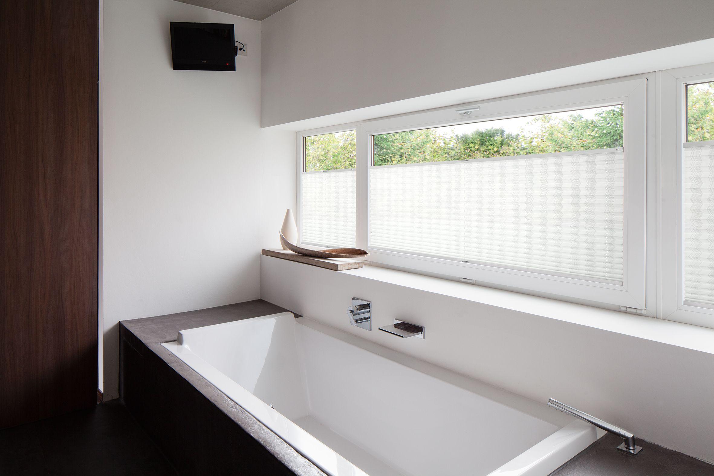 MHZ-Plissee  Plissee vorhänge, Badezimmer, Plissee
