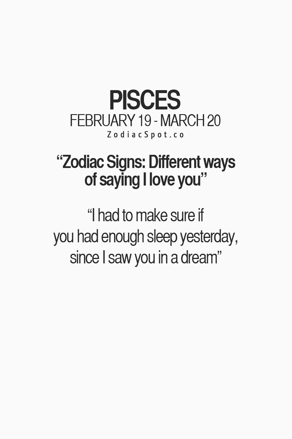 Different ways to make love - Zodiac Signs Different Ways Of Saying I Love You