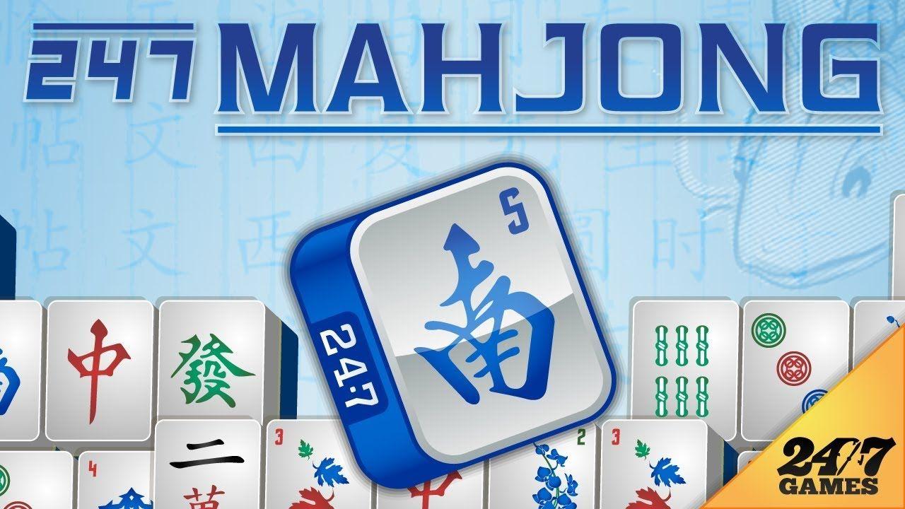 247 Mahjong Classic board games, Mahjong, Classic games