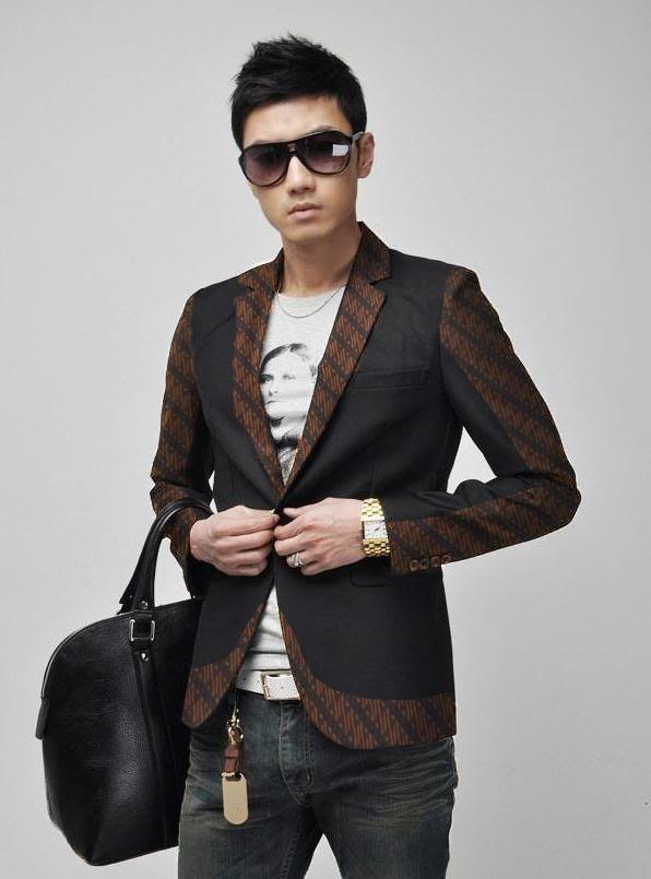 Model blazer pria yang terbaru dari toko online pakaian jas pria modern.  Butik yang menerima pemesanan aneka model blazer dan jual blazer korea  harga murah 7b6c761e0b