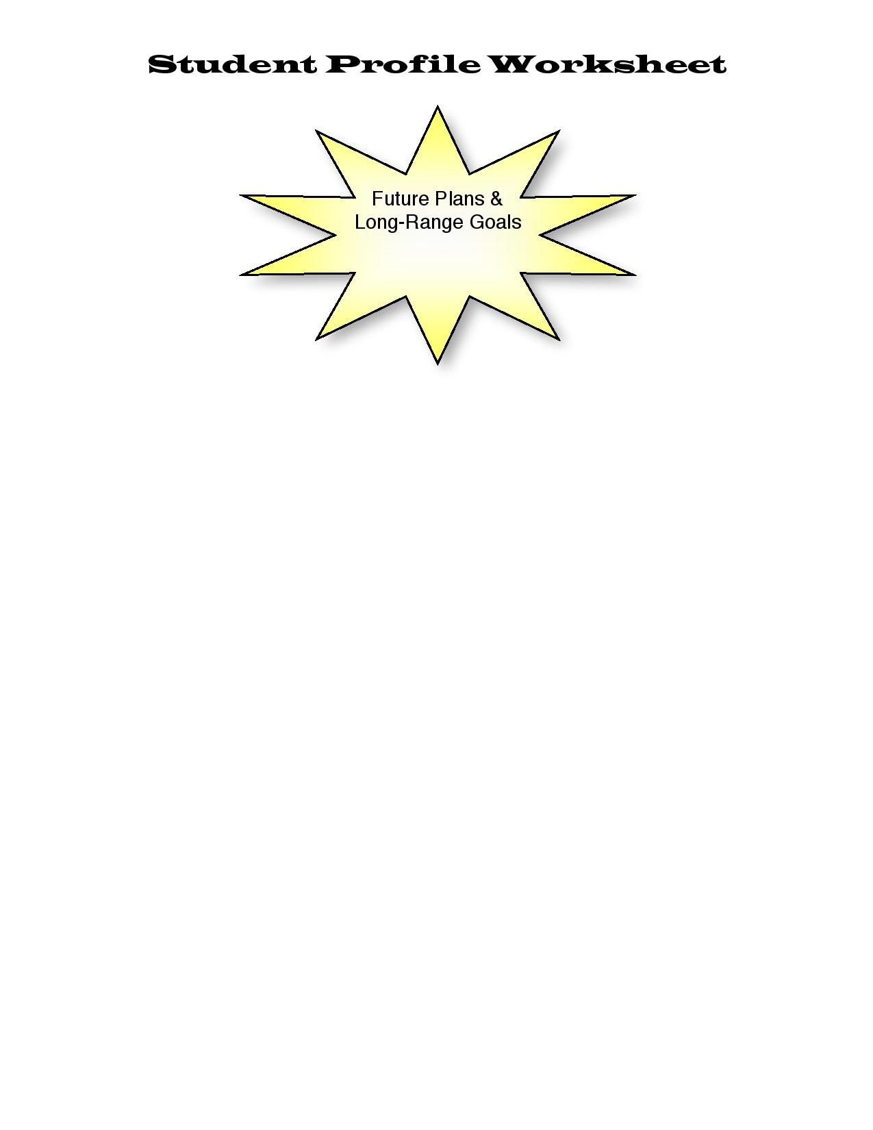 Iep Profile Worksheet P2