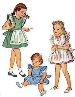 sisters....vintage