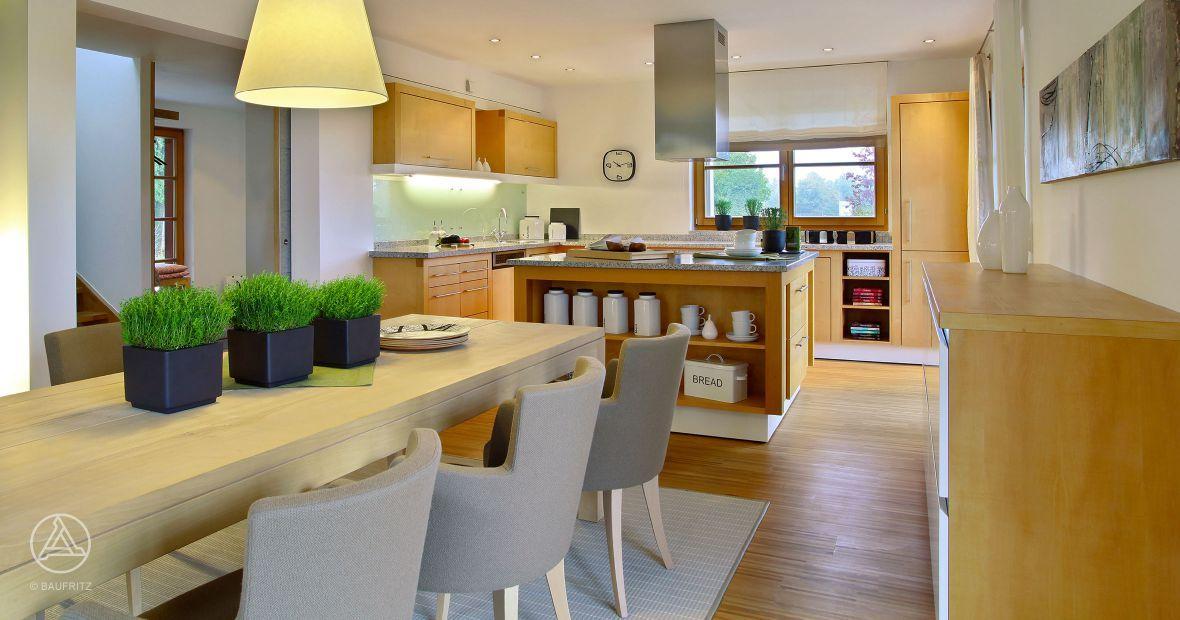 Schwedenhaus-Küche & Esszimmer | kitchen | Pinterest