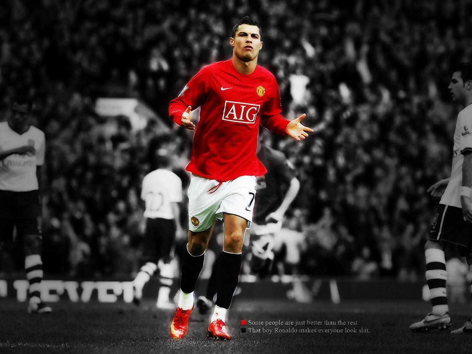 Cristiano Ronaldo HD Wallpapers Wallpaper
