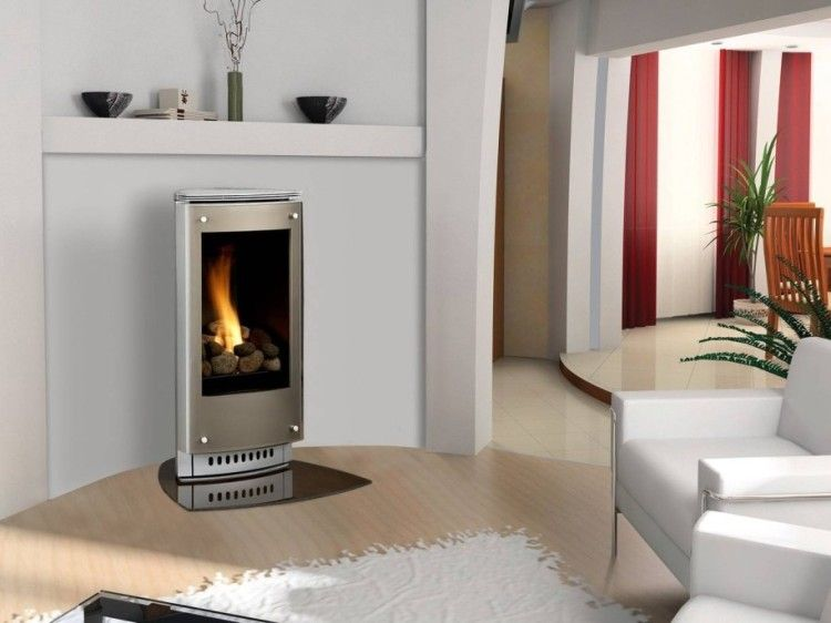 15 Astounding Crane Electric Fireplace Heater Picture