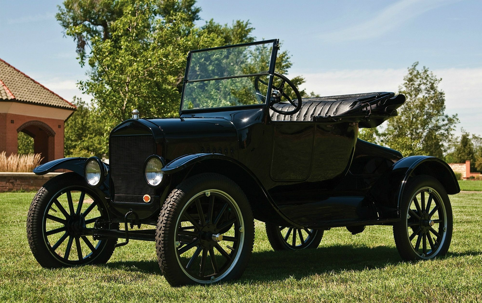 1923 Ford Model T Runabout Ford Models Model T Car Pictures