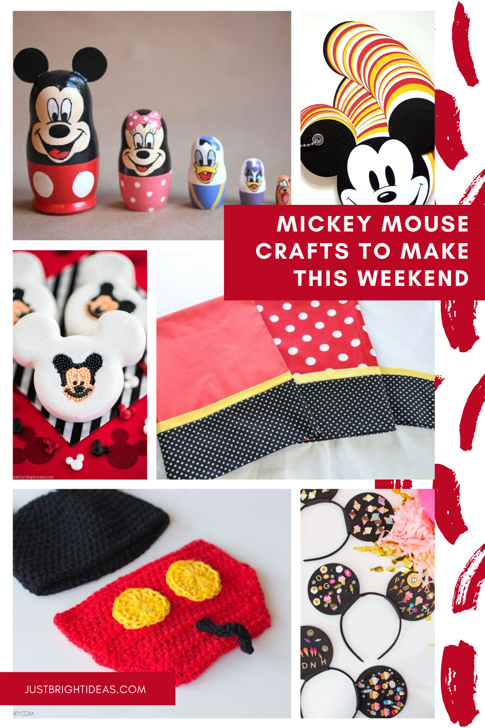 10 Creative Mickey Mouse Craft Ideas For All You Disney Fans In 2020 Mickey Mouse Crafts Mouse Crafts Disney Crafts For Adults
