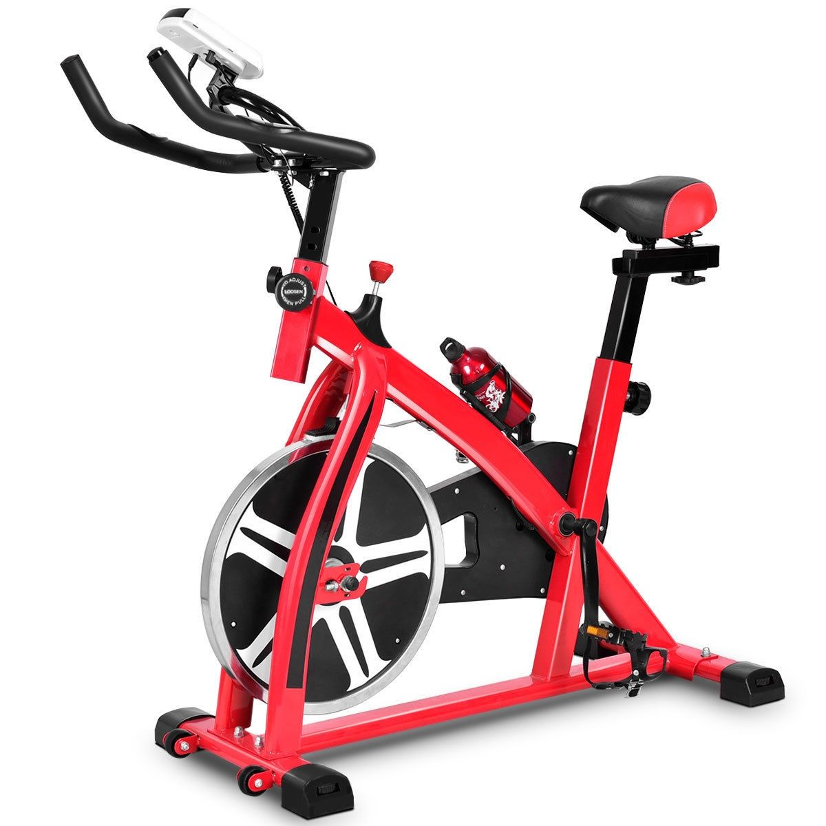 Adjustable Exercise Bicycle Cycling Cardio Fitness Bicycle