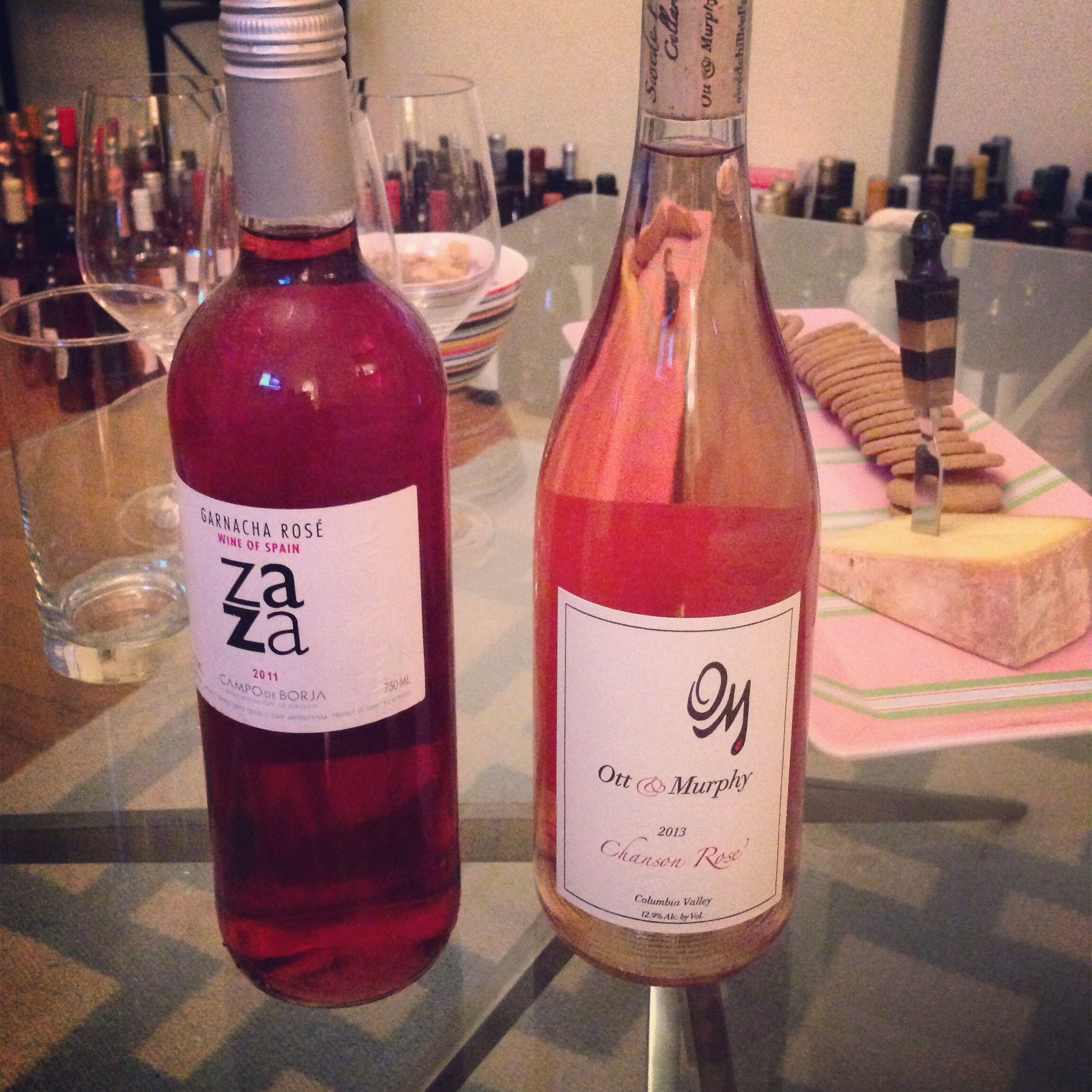 Let The Games Begin Wine From Spain Rose Wine Bottle Wines