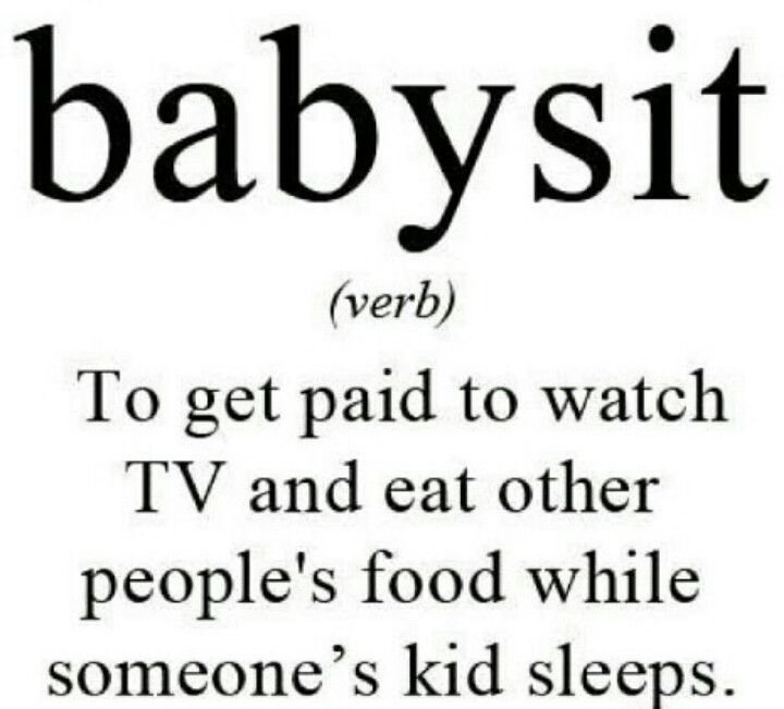 Babysitting.....these kids don't sleep and haha ik people