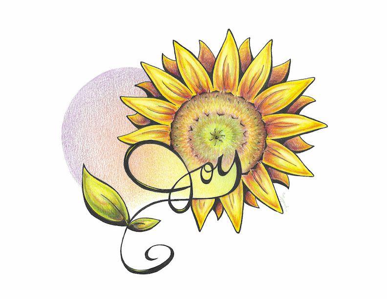 Fruit of the spirit flower joy inspirational art colored pencil fruit of the spirit flower joy inspirational art colored pencil drawing flower drawing mightylinksfo