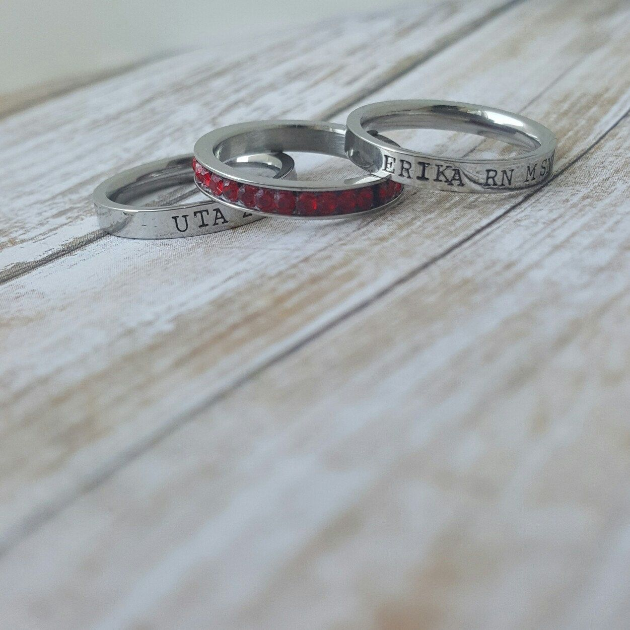 Just rings....just perfect Custom rings by DreamWillowStudio on Etsy