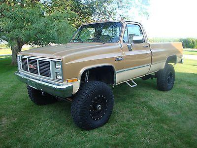 1985 k30/3500 chevy/GMC 1 ton 4x4 | Trucks2Cars com | C10