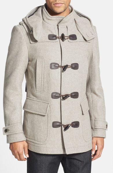 a4ad542324c mens hugo boss duffle coat