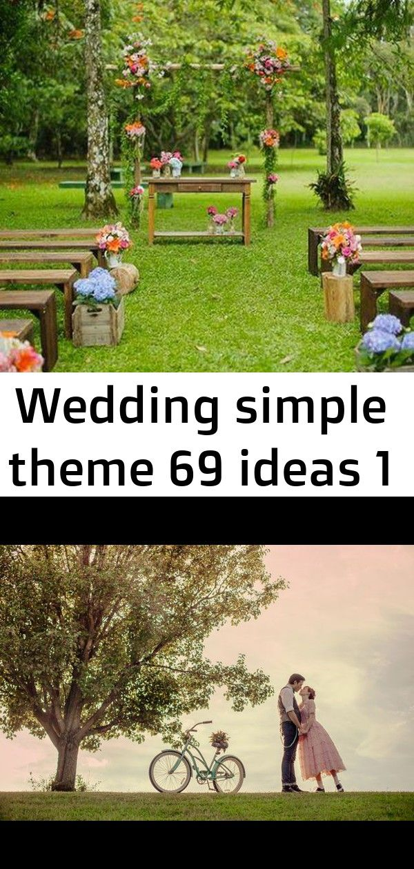 Wedding simple theme 69 ideas 1 #bridedolls