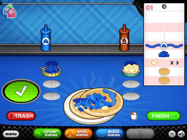 Cocinar Tortitas Juego Cocinar Tortitas Juegos Pinterest