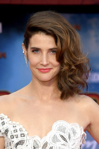 Cobie Smulders Photos Photos: Premiere Of Sony Pictures' 'Spider-Man Far From Home'  - Arrivals