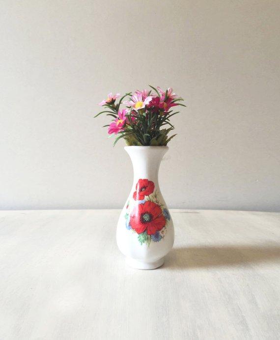 Pinterest & Vintage china vase vintage flower vase bone china vase vintage ...