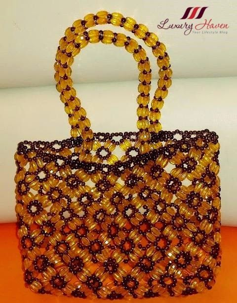 Handmade Beaded Bags And Other Charming Handicrafts By Mom Beads
