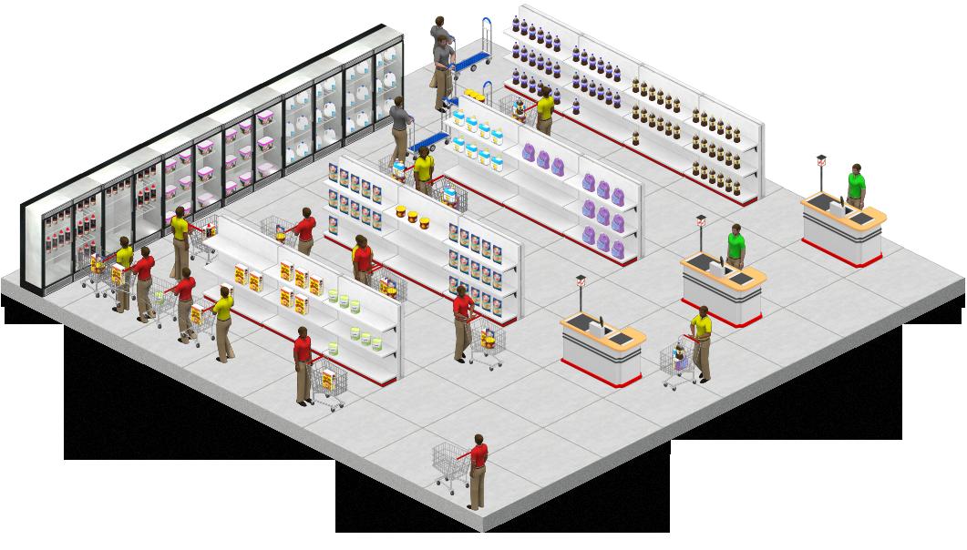 Hardwood Flooring Business Plan: Small Supermarket Design - Recherche Google