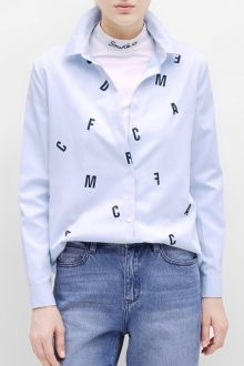 SHARE & Get it FREE | Letter Long Sleeve ShirtFor Fashion Lovers only:80,000+ Items • New Arrivals Daily • FREE SHIPPING Affordable Casual to Chic for Every Occasion Join Dezzal: Get YOUR $50 NOW!