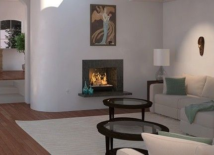 Benefits of a factory-built fireplace
