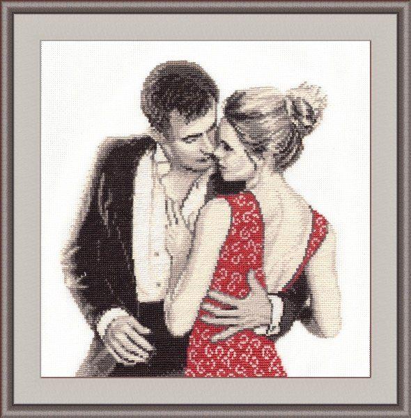 Схемы вышивки влюбленные пары скачать
