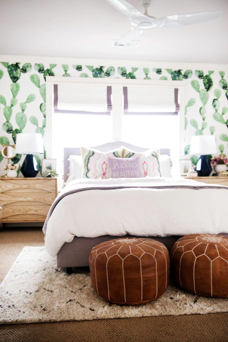 One Room Challenge Tween Queen Bedroom & Bath {THE REVEAL | Queen ...