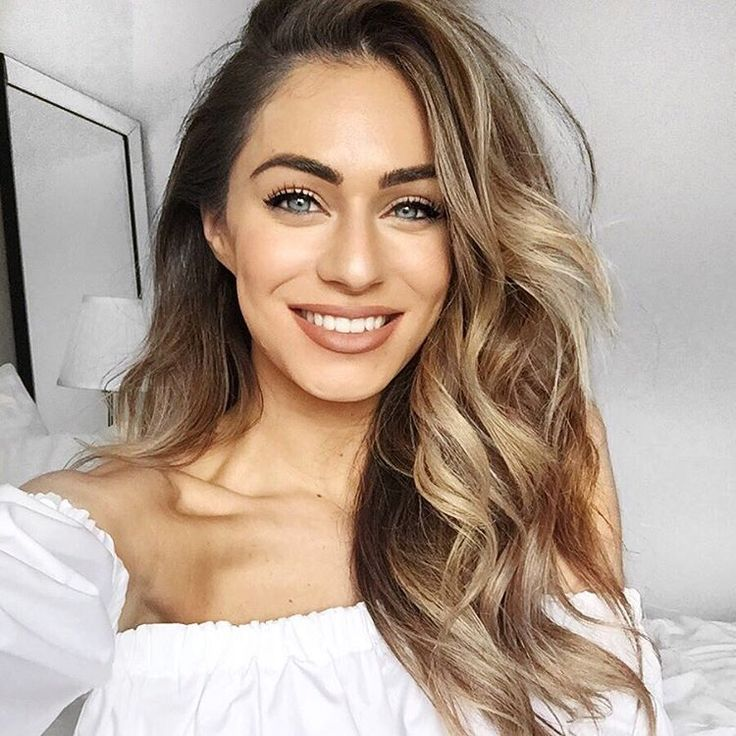 Image Result For Light Brown To Dark Blonde Balayage