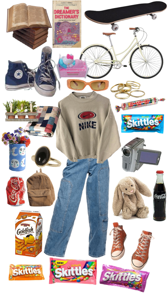 if I wher in stranger things Outfit   ShopLook