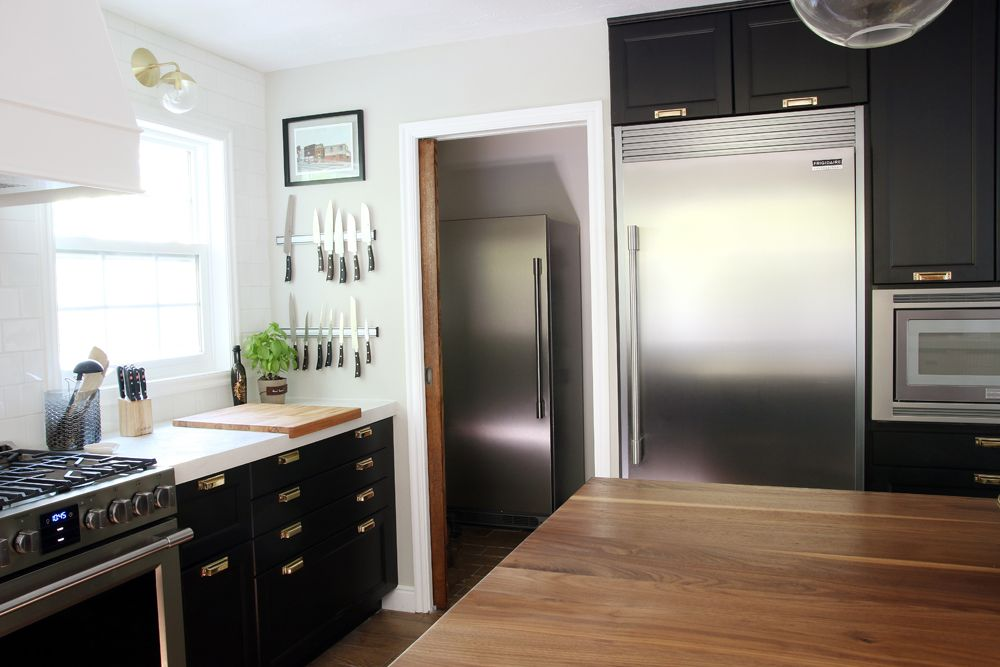 how our frigidaire professional appliances transformed our kitchen and how we use it a video on kitchen remodel appliances id=31305