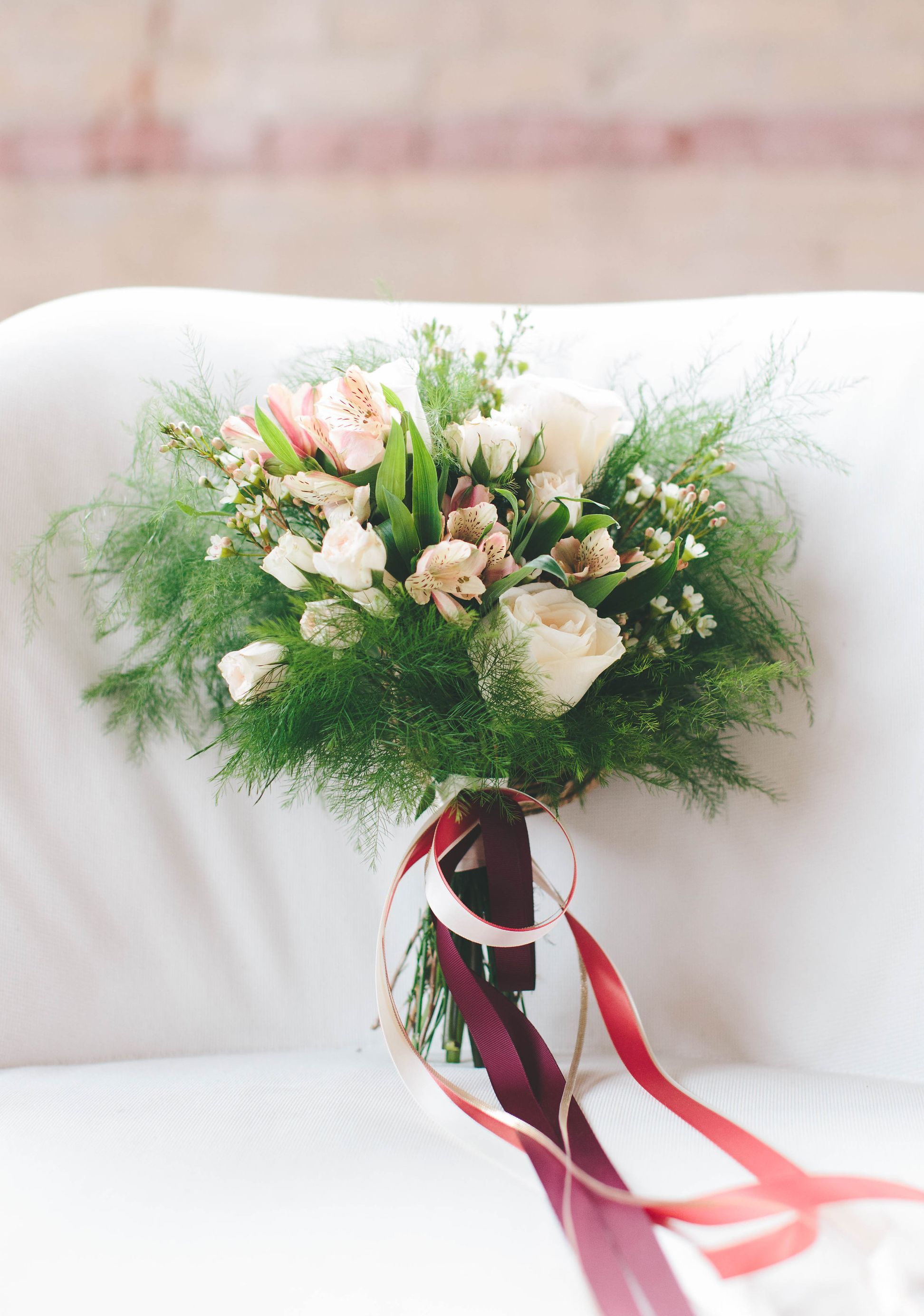 How to diy an affordable fall wedding bouquet recipe flower heres everything you need an affordable fall wedding bouquet that has just a little bit izmirmasajfo Gallery