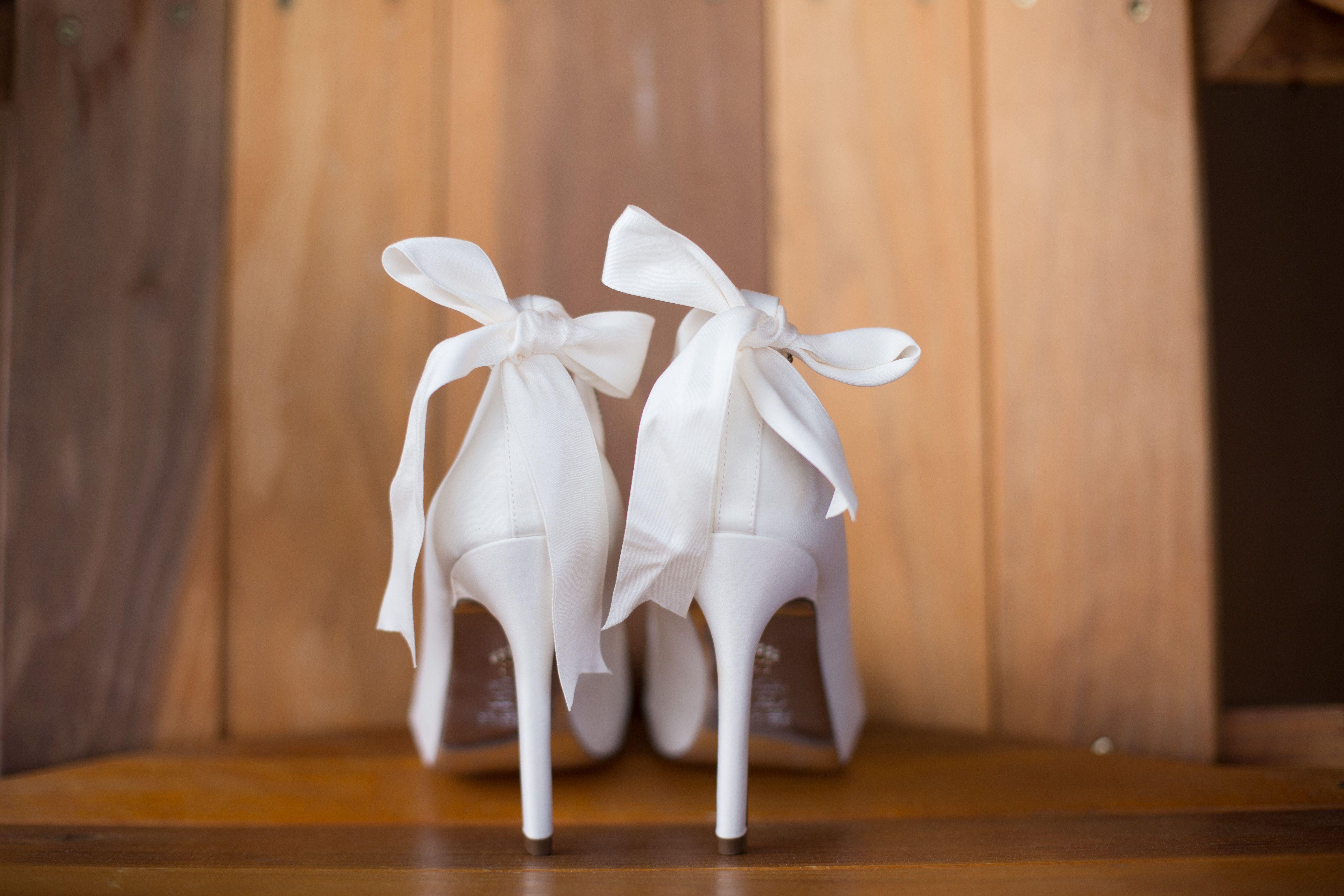 Bridal Shoes | A Swank Soiree | Denver Colorado